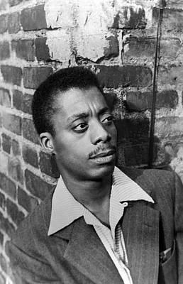 James Baldwin, 1953 Poster by Everett