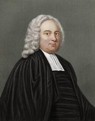James Bradley, British Astronomer Poster