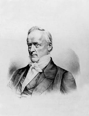 James Buchanan - President Of The United States Of America Poster by International  Images
