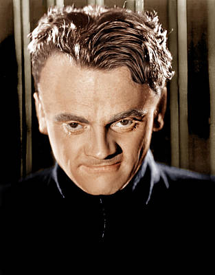 James Cagney, Ca. 1930s Poster by Everett