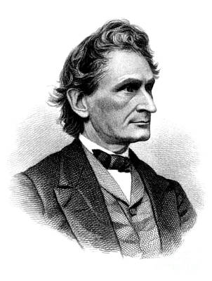 James Dwight Dana, American Geologist Poster by Science Source