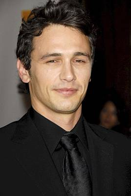 James Franco At Arrivals For 12th Poster by Everett