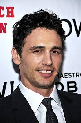 James Franco At Arrivals For Howl Poster by Everett