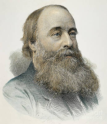 James P. Joule (1818-1889) Poster by Granger