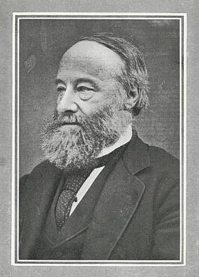 James Prescott Joule, British Physicist Poster