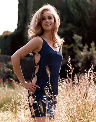 Jane Fonda, C.1960s Poster