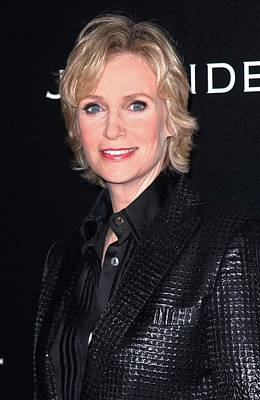 Jane Lynch At Arrivals For Audi Golden Poster by Everett