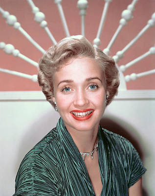 Jane Powell, 1950s Poster by Everett