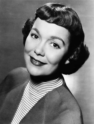 Jane Wyman Presents The Fireside Poster by Everett
