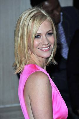 January Jones At Arrivals For Tommy Poster