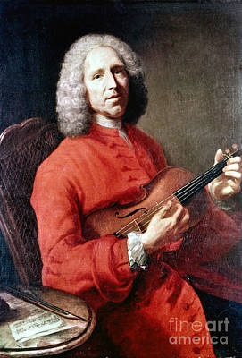 Jean Philippe Rameau Poster by Granger