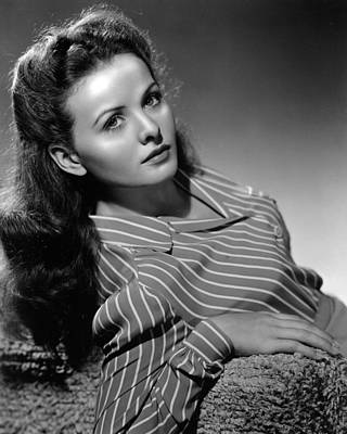 Jeanne Crain, 1944 Poster by Everett