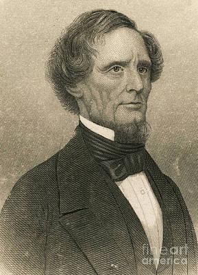 Jefferson Davis, President Poster