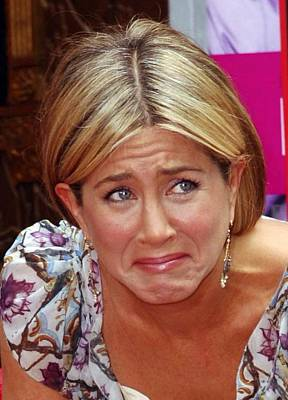 Jennifer Aniston At A Public Appearance Poster by Everett