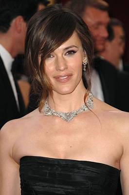 Jennifer Garner At Arrivals For Part 2 Poster by Everett