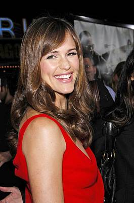 Jennifer Garner At Arrivals For The Poster by Everett
