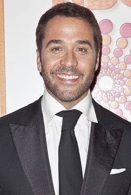 Jeremy Piven At Arrivals For Hbo Poster by Everett