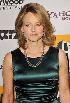 Jodie Foster At Arrivals For 14th Poster by Everett