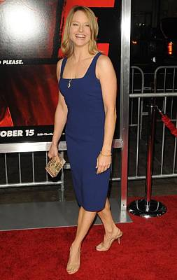 Jodie Foster At Arrivals For Red Poster