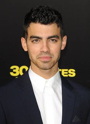 Joe Jonas At Arrivals For 30 Minutes Or Poster by Everett