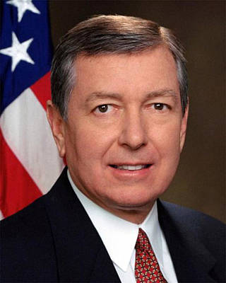 John Ashcroft, The 79th United States Poster by Everett