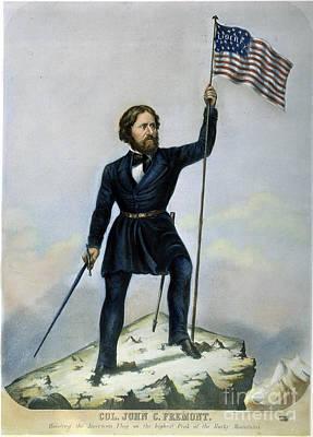 John C. Fremont Poster
