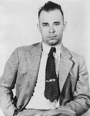 John Dillinger 1903-1934, Famous Bank Poster