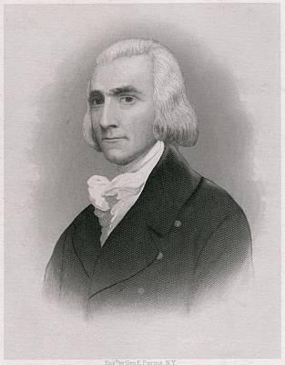John Jacob Astor 1763-1848 Founding Poster