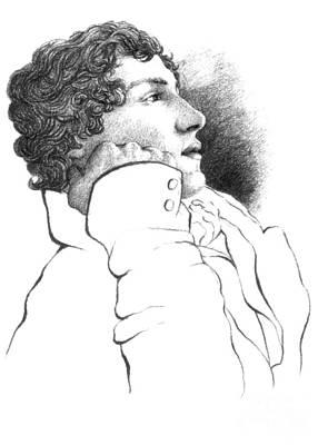 John Keats, English Romantic Poet Poster by Photo Researchers