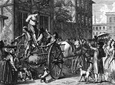 John Malcom (d. 1788) Poster by Granger