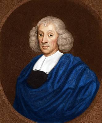 John Ray, English Naturalist Poster