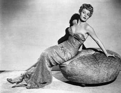 Johnny Stool Pigeon, Shelley Winters Poster
