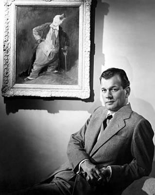 Joseph Cotten, Warner Brothers, 1949 Poster