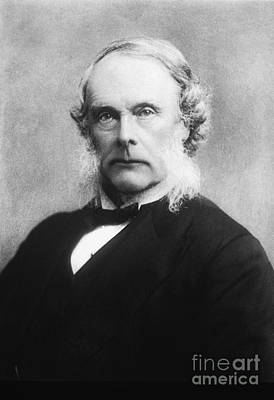 Joseph Lister, Father Of Modern Poster by Science Source