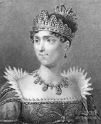 Josephine De Beauharnais Poster by Granger