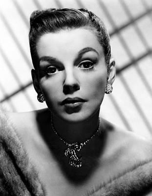 Judy Garland, 1940s Poster by Everett