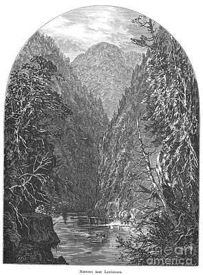 Juniata River Poster