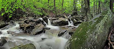 Kaaterskill Creek Panorama Poster
