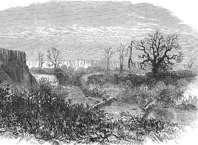 Kansas: Beaver Dam, 1867 Poster by Granger