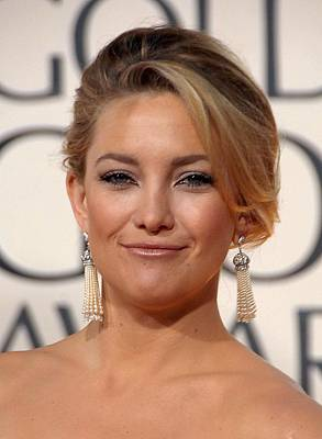 Kate Hudson At Arrivals For The 67th Poster by Everett