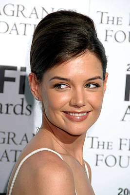 Katie Holmes At Arrivals For 2005 Fifi Poster by Everett