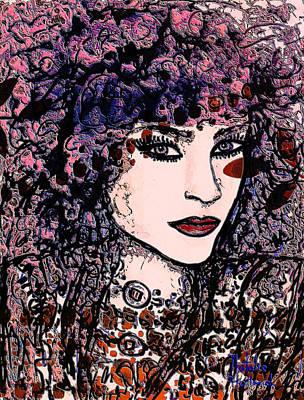 Katya Poster by Natalie Holland