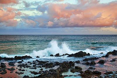 Kauai Sunset Poster