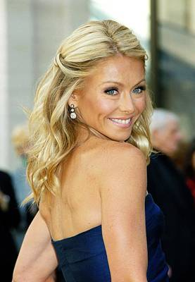 Kelly Ripa  At Arrivals For American Poster by Everett