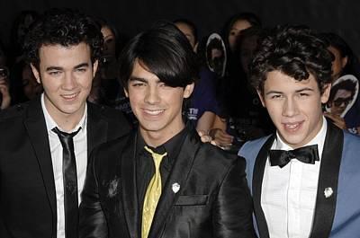 Kevin Jonas, Joe Jonas, Nick Jonas Poster by Everett