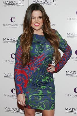 Khloe Kardashian At Arrivals For Kim Poster