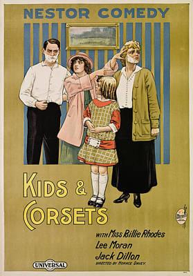 Kids And Corsets, Aka Kids & Corsets Poster