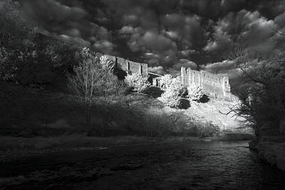 King's Arthur's Castle Poster by Matt Nuttall