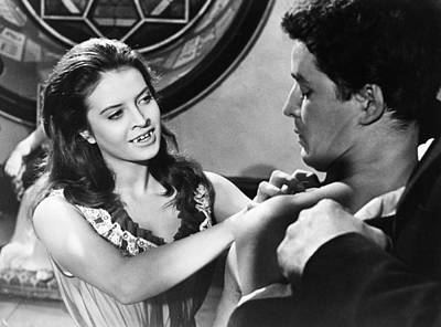 Kiss Of The Vampire, 1963 Poster by Granger