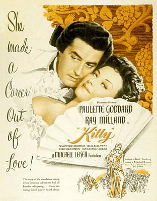 Kitty, Ray Milland, Paulette Goddard Poster